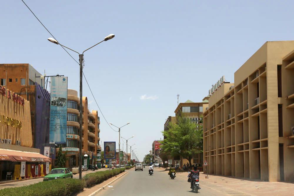 Столица Уагадугу
