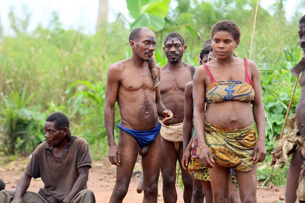 Племя пигмеев