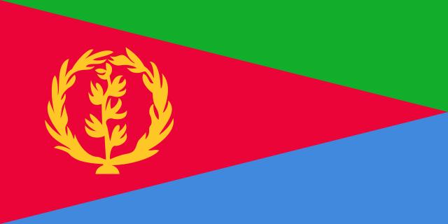 Государственный флаг Эритреи