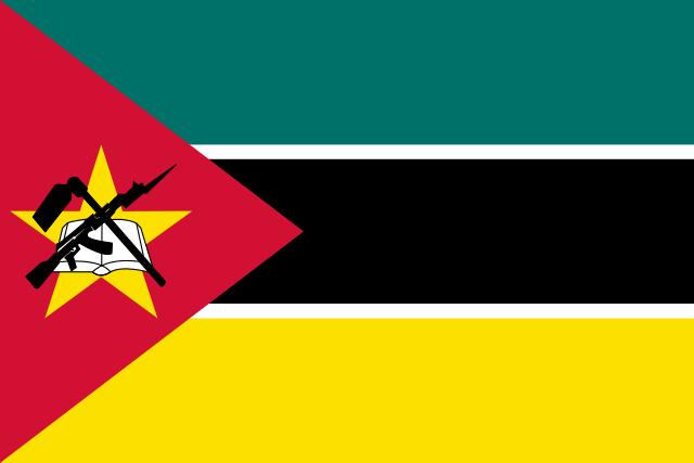Государственный флаг Мозамбика