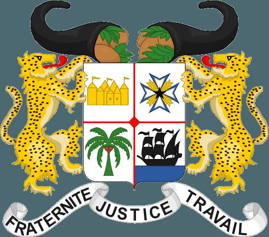 Герб Республики Бенин