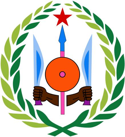 Государственный герб Джибути
