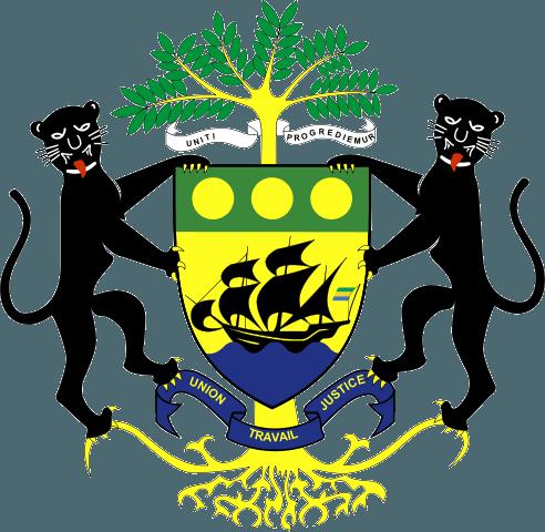 Национальный герб Габона