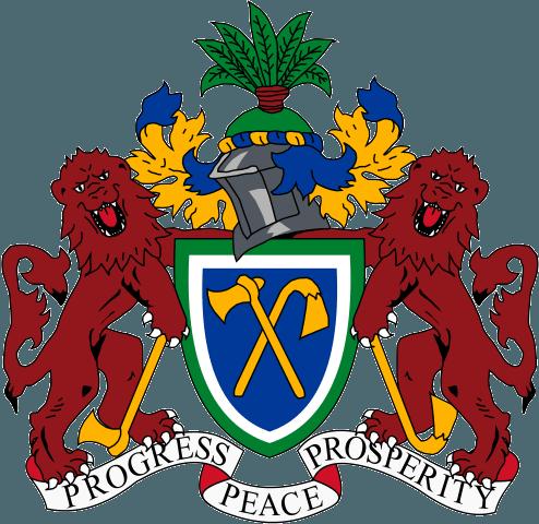 Государственный герб Гамбии