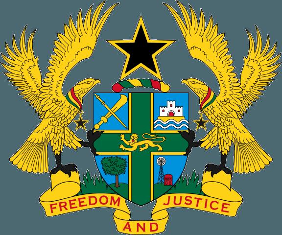 Государственный герб Ганы