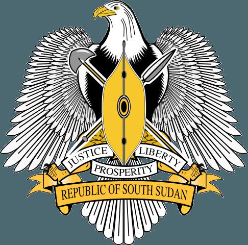 Государственный герб Южного Судана