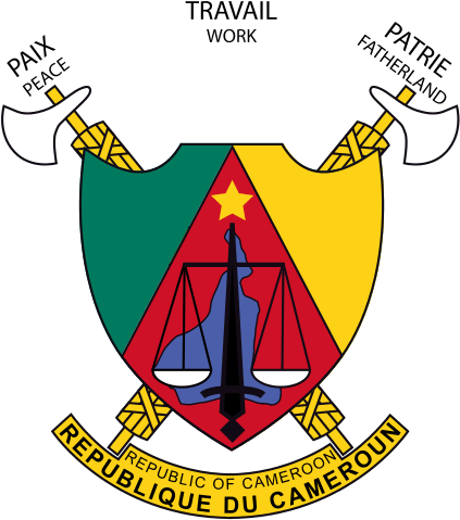 Национальный герб Камеруна