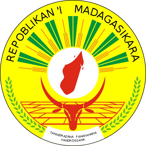 Государственный герб Мадагаскара