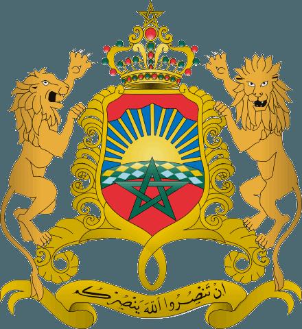 Государственный герб Марокко
