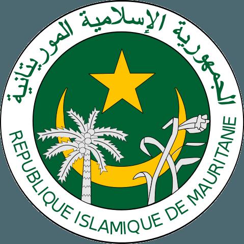 Государственный герб Мавритании