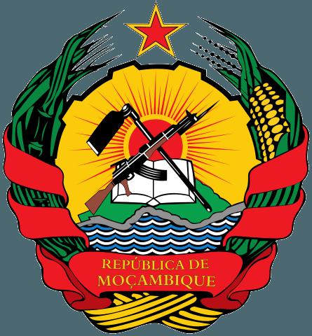 Государственный герб Мозамбика