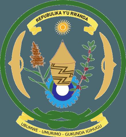 Государственный герб Руанды
