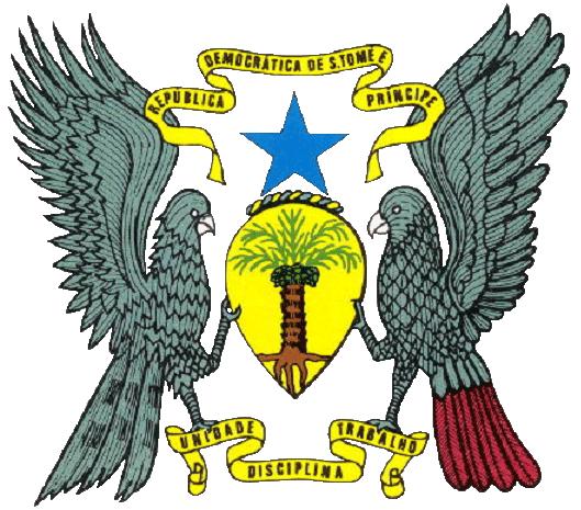 Национальный герб Сан-Томе и Принсипи