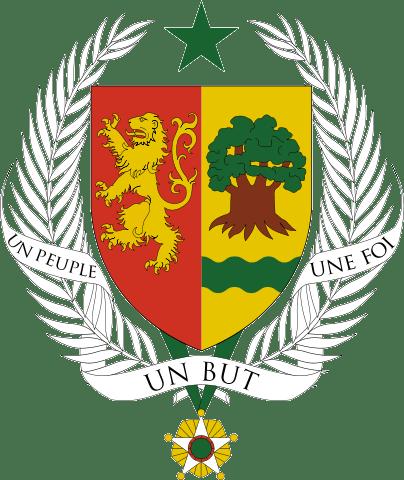 Государственный герб Сенегала