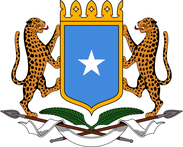 Государственный герб Сомали