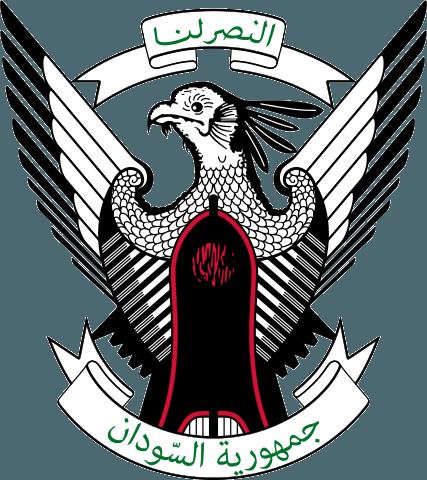 Государственный герб Судана