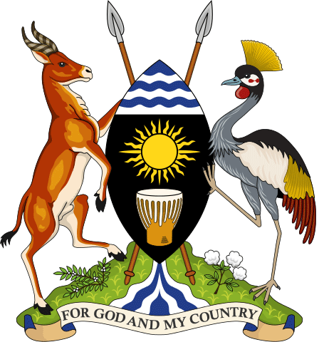 Государственный герб Уганды