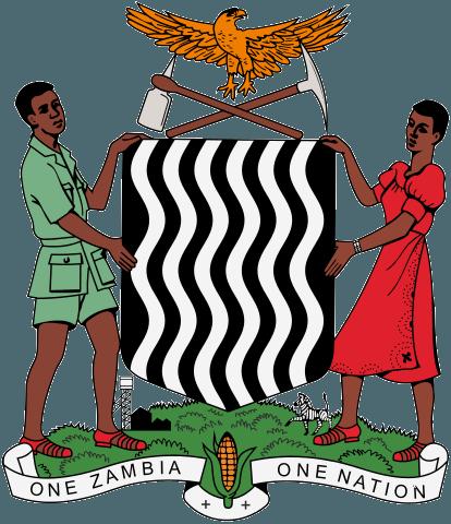 Государственный герб Замбии