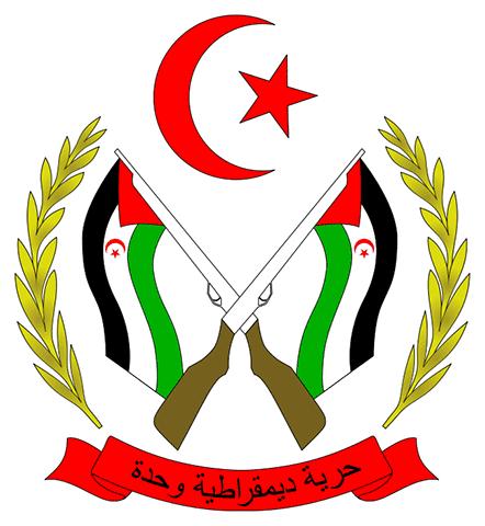 Государственный герб Западной Сахары