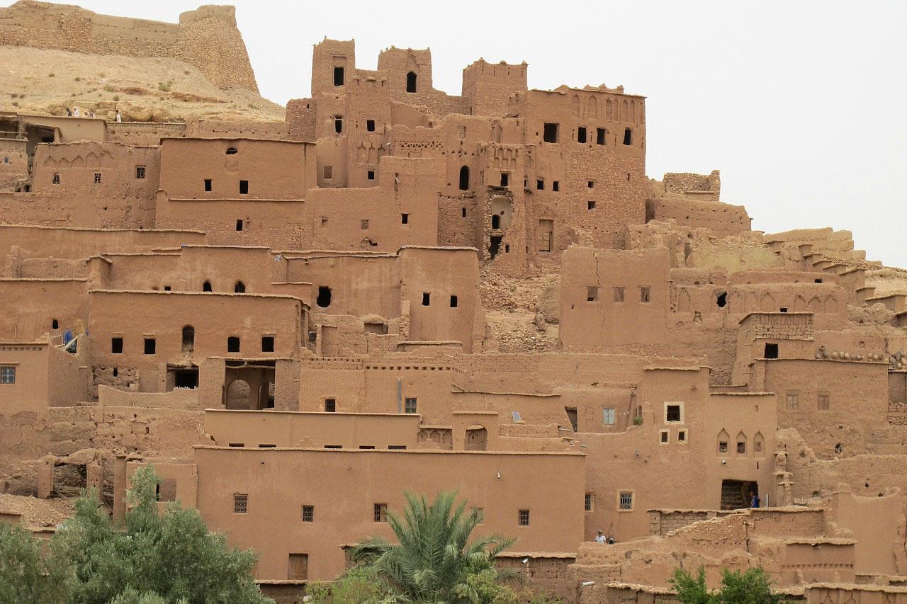 Айт-Бен-Хадду (укреплённый город). Памятник Всемирного наследия