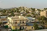 Борама - город на северо-западе Сомали